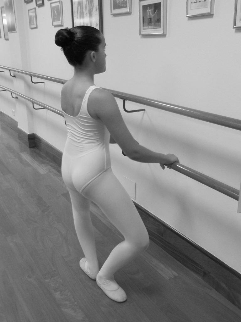 Centro de Danza Sandra Santa Cruz_Nivel Iniciación