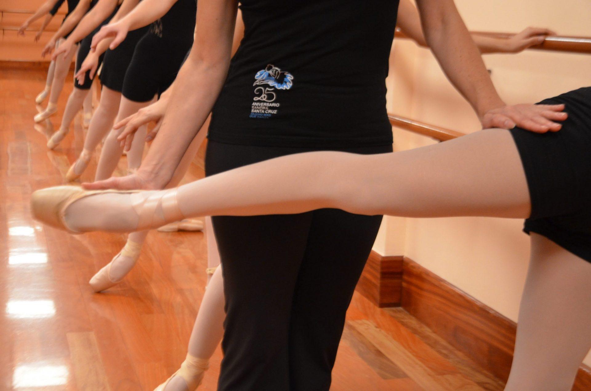 Centro de Danza Sandra Santa Cruz_Medio